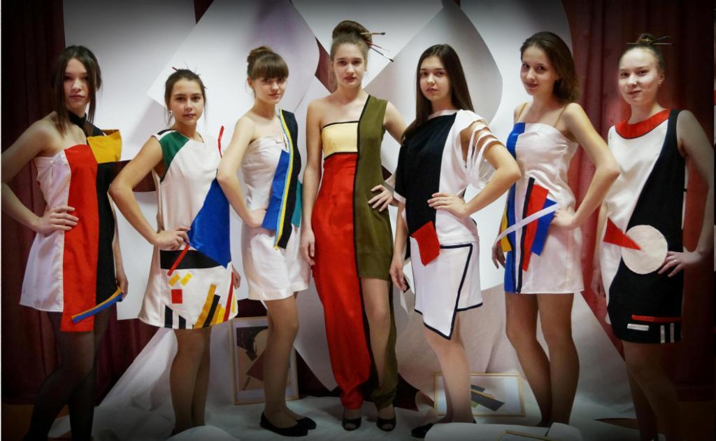 Конкурсы молодежной моды